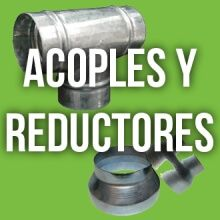 Acoples y Reductores