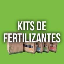 Kits de fertilizantes