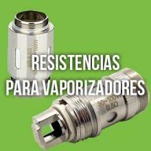 Resistencias para vaporizadores