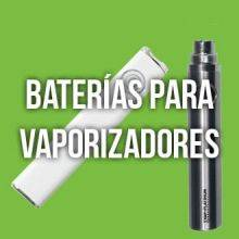 Baterías para vaporizadores