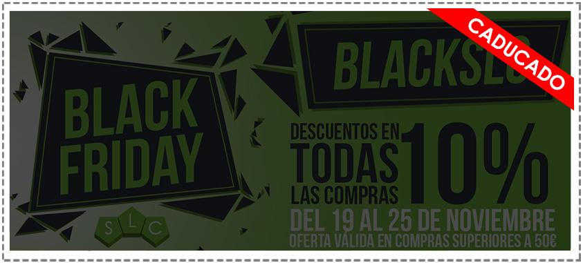 cupón descuento Black Friday