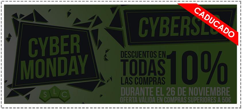 cupón descuento Cyber Monday