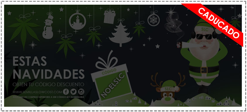 cupón descuento navidad